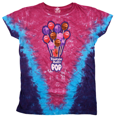 Juniors: Tootsie Pop - Tootsie Pop Bouquet T-shirts