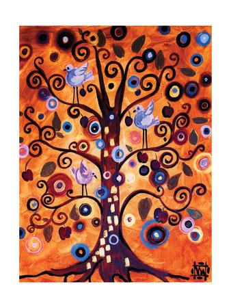 Tree of Life I Giclee Print by Natasha Wescoat