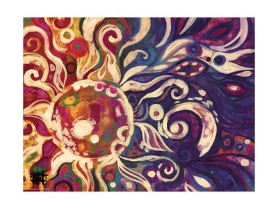 Evening Light Giclee Print by Natasha Wescoat