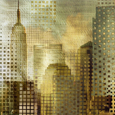 Empire State Building Prints by Katrina Craven