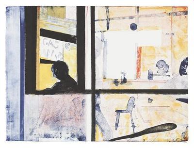 Bar, 1999 Limited Edition av Reinhard Stangl