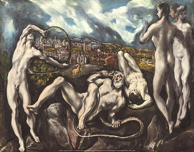 Laocoon Giclee Print by  El Greco