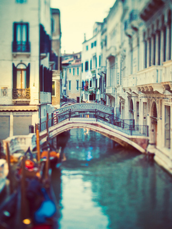 Venice Memories II Print by Irene Suchocki