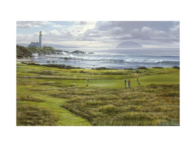 Turnberry Premium Giclee Print by R. Sipos