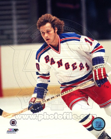 Ron Duguay – Action Photo