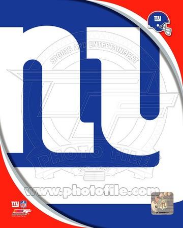 New York Giants 2011 Logo Photo