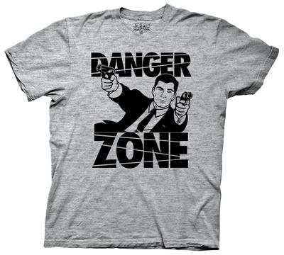 Archer - Gun Battle Tシャツ