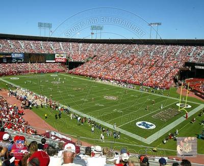 3Com Park - San Francisco 49ers Photo