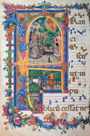 Day and Night Antiphonary From the 6th Sunday After Pentecost To the Advent Giclee Print