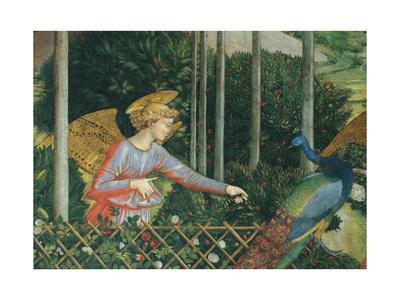 Frescoes of the Chapel of the Magi Giclee Print by Benozzo Gozzoli