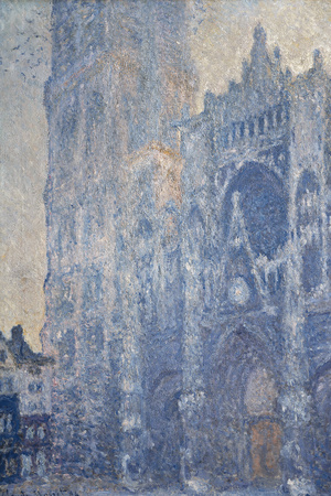 Rouen Cathedral (Morning Effect) Giclee Print by Claude Monet