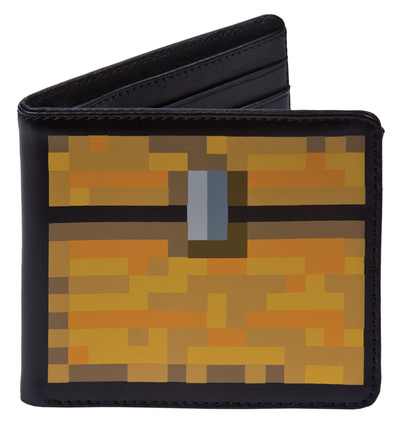 Minecraft - Chest Wallet Portemonnee