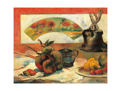 Still Life with Fruits Posters by Paul Gauguin