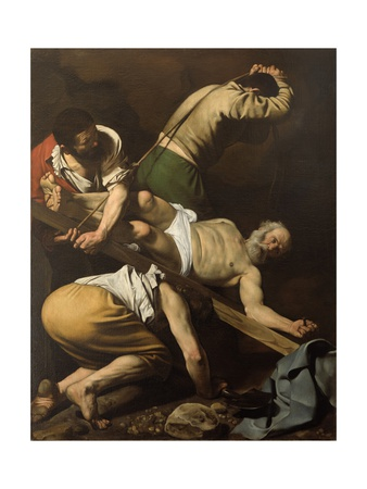 Martyrdom of St. Peter Posters by  Caravaggio