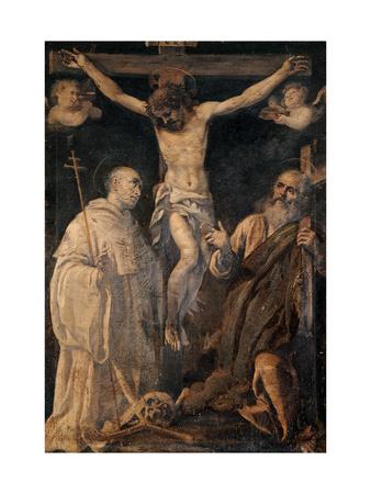 Crucifixion Posters by Bernardino Santini