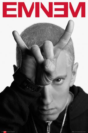 Eminem - Horns Affischer