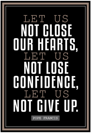 Quotes About Not Giving Up On US