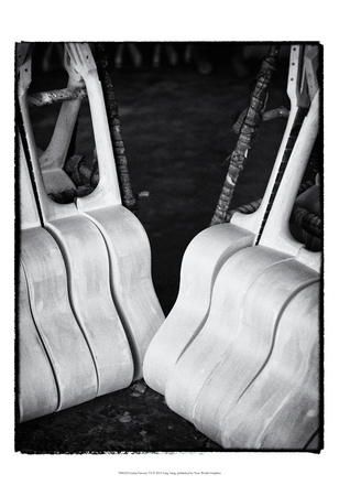 Guitar Factory VI Prints by Tang Ling