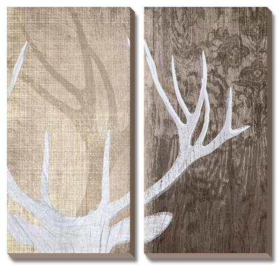 Deer Lodge II Prints by Tandi Venter