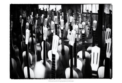 Guitar Factory III Art by Tang Ling
