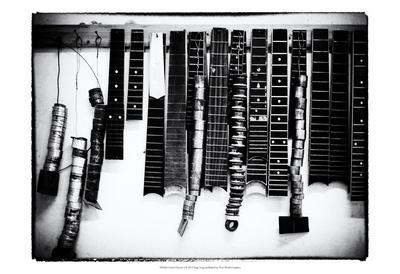Guitar Factory I Prints by Tang Ling