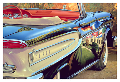 '58 Ford Edsel Prints by Graham Reynolds