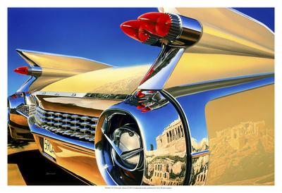 '59 El Dorado Athens Prints by Graham Reynolds