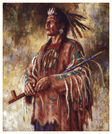 Nobility of Mind Giclee Print by James Ayers