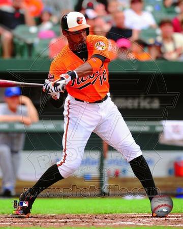 Baltimore Orioles - Adam Jones Photo Photo