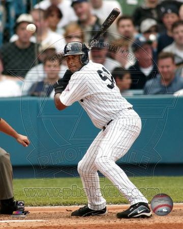 New York Yankees – Bernie Williams Photo Photo