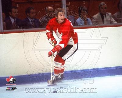 Team Canada - Bobby Clarke Photo Photo