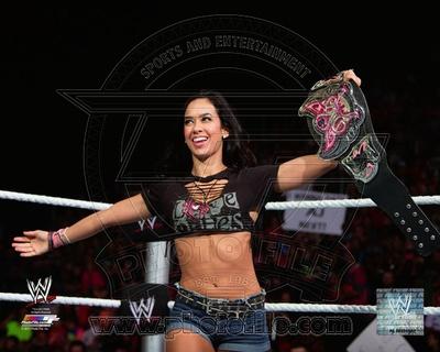 World Wrestling Entertainment - A.J. Photo Photo