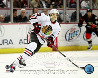 Chicago Blackhawks - Daniel Carcillo Photo Photo