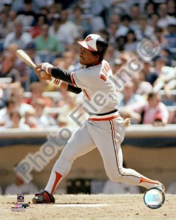 Baltimore Orioles - Al Bumbrey Photo Photo