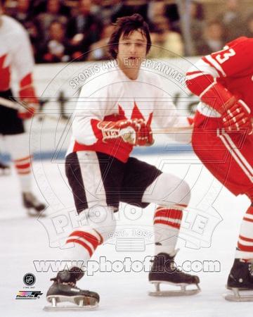Team Canada - Brad Park Photo Photo