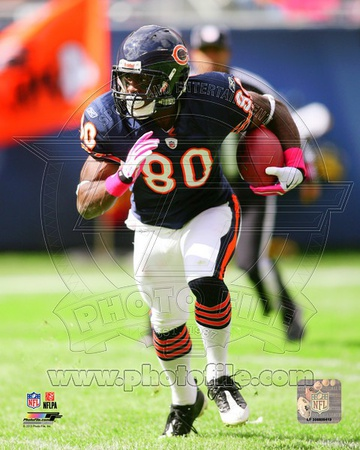 Chicago Bears – Earl Bennett Photo Photo