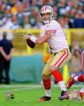 San Francisco 49ers – Alex Smith Photo Photo