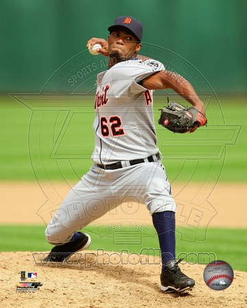 Detroit Tigers - Al Alburquerque Photo Photo