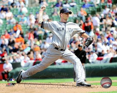 New York Yankees - A.J. Burnett Photo Photo