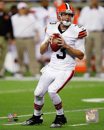 Cleveland Browns - Brandon Weeden Photo Photo