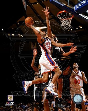 New York Knicks - Allan Houston Photo Photo