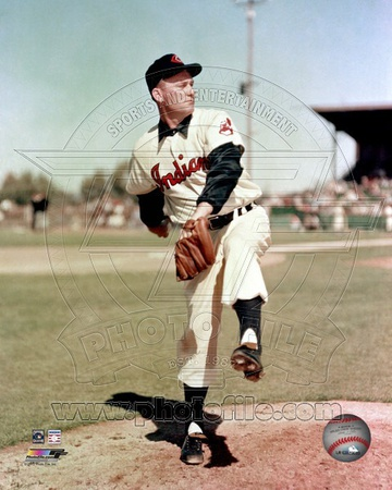 Cleveland Indians - Bob Lemon Photo Photo