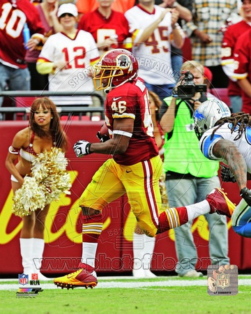 Washington Redskins - Alfred Morris Photo Photo