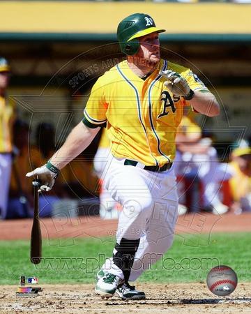 Oakland Athletics - Brandon Moss Photo Photo