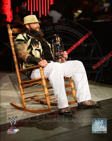 World Wrestling Entertainment - Bray Wyatt Photo Photo