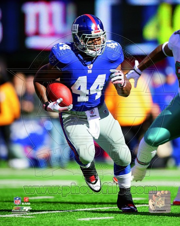 New York Giants – Ahmad Bradshaw Photo Photo
