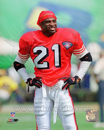 San Francisco 49ers - Deion Sanders Photo Photo