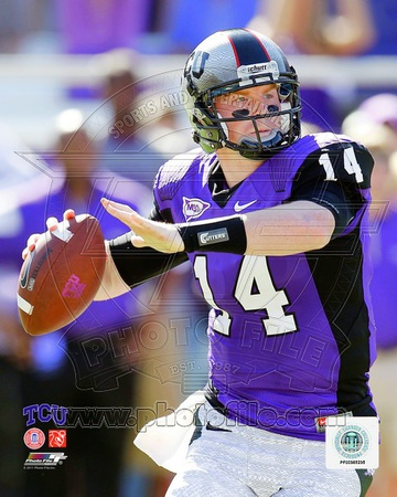 TCU Horned Frogs - Andy Dalton Photo Photo