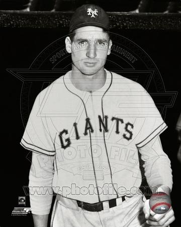New York Giants - Bobby Thomson Photo Photo