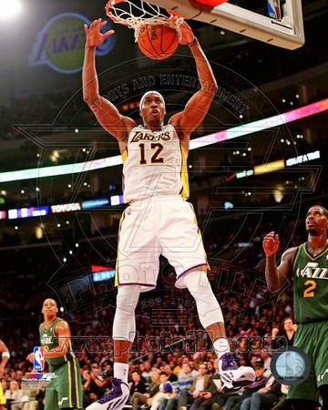 Los Angeles Lakers - Dwight Howard Photo Photo